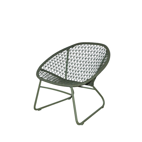 Paco Lounge Chair Moss