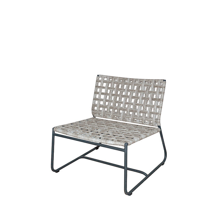 Square Wicker Lounge Chair by Woven Plus at Janine Kuala Lumpur, Malaysia