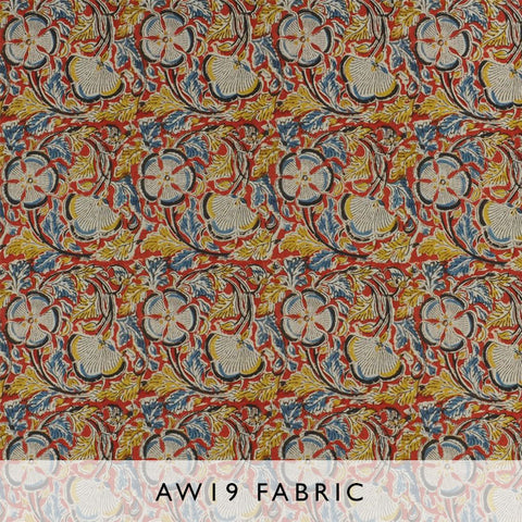 Fabric Kalamos Rouge