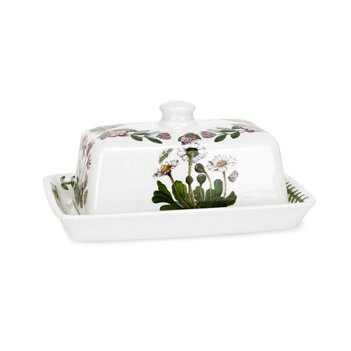 Botanic Garden Covered Butter Dish | Portmeirion