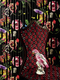 Wallpaper Babylonia Nights Soft in Crepuscule | Christian Lacroix SS18 | Janine Kuala Lumpur