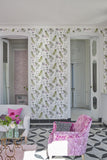 Wallpaper Acanthus Gold