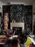 Wallpaper Babylonia Nights Panoramic in Crepuscule | Christian Lacroix SS18 | Janine Kuala Lumpur
