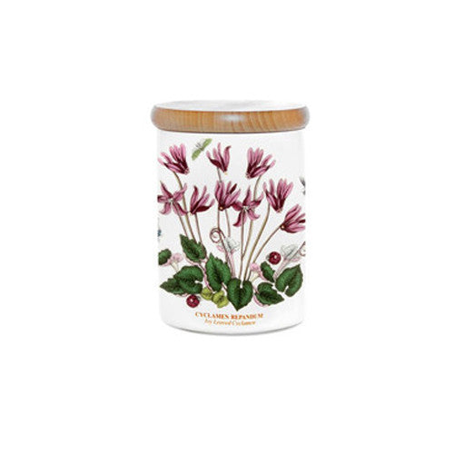 Botanic Garden Airtight Jar Cyclamen 5.5"
