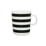 Marimekko Tasaraita Stripes Mug in Black/White