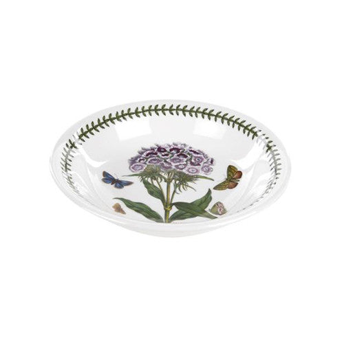 Portmeirion Botanic Garden Low Pasta Bowl Sweet William