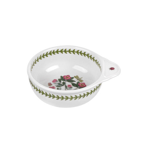 Portmeirion Botanic Garden Round Baking Dish with Single Handle