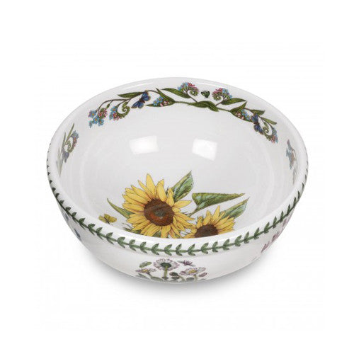 Portmeirion Botanic Garden Salad Bowl Sunflower