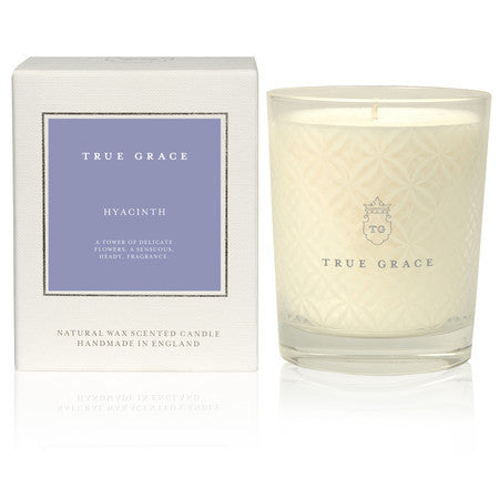True Grace Village Classic Candle Hyacinth