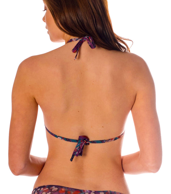 Vesper Tan Through Swimsuit Back