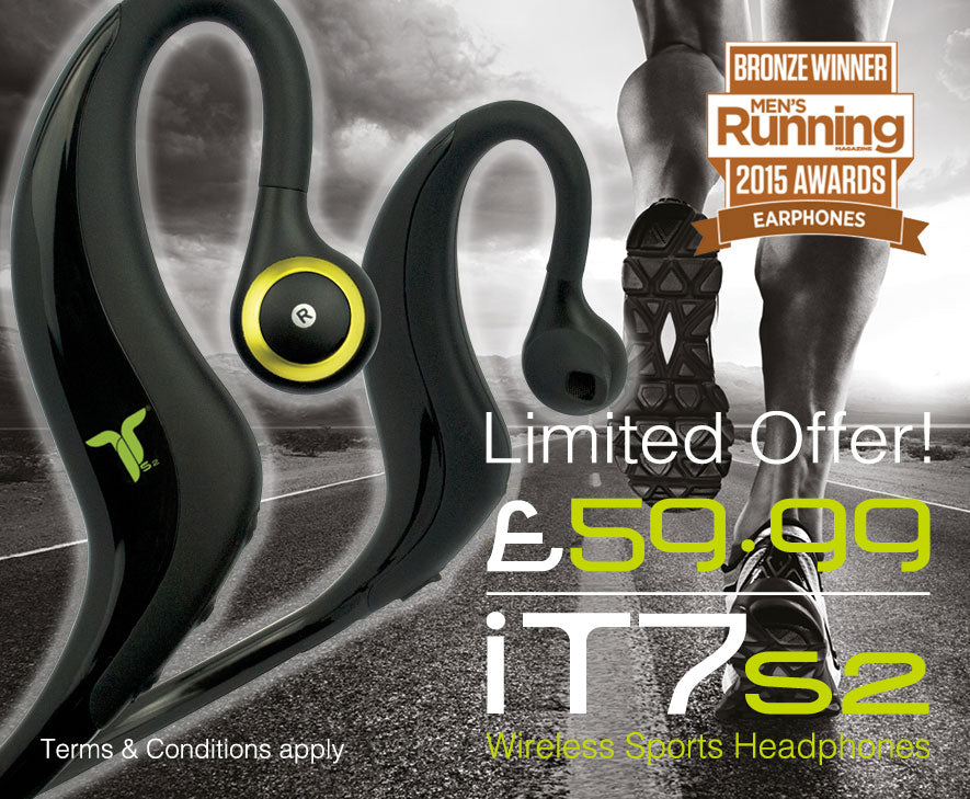iT7s2 Wireless Headphones Special Offer!