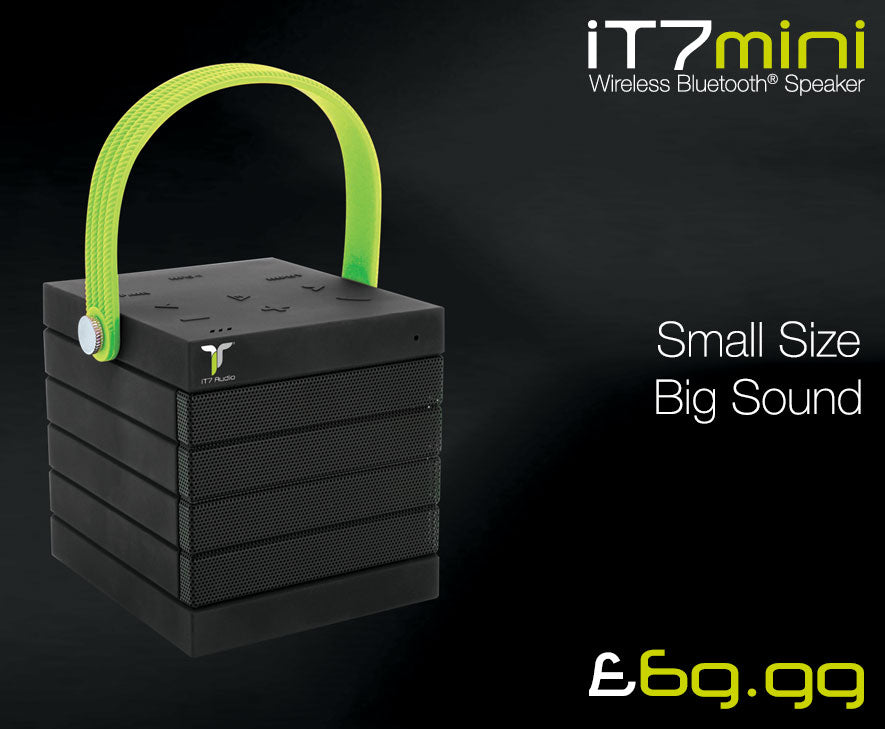 iT7mini Wireless Speakers