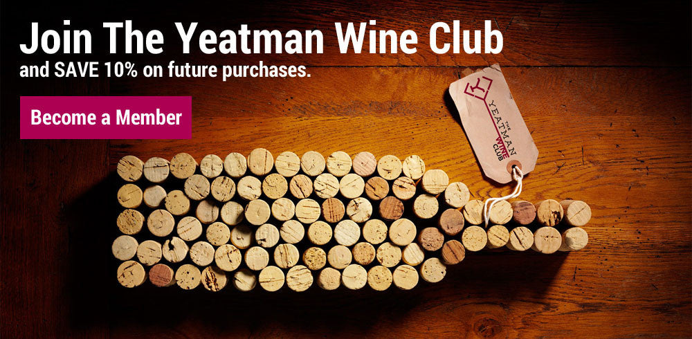 Join The Yeatman Wine Club