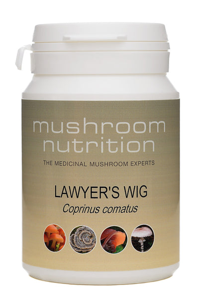 Lawyer's Wig - 60 vcaps