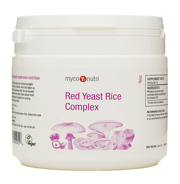 MycoNutri Red Yeast Rice Complex - 250g