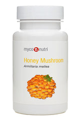 MycoNutri Honey Mushroom - 60 vcaps