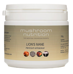 Lion's Mane Fruiting Body Powder - 150g