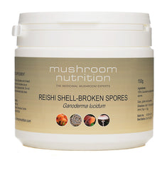Reishi Shell-Broken Spore Powder - 150g