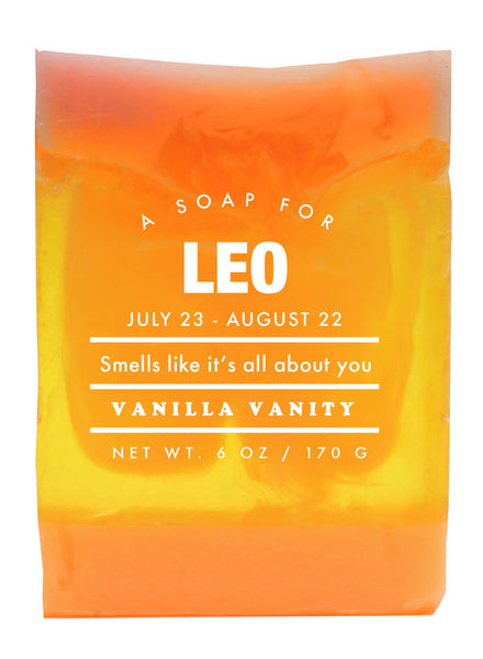 Astrology Soap Leo - NEW