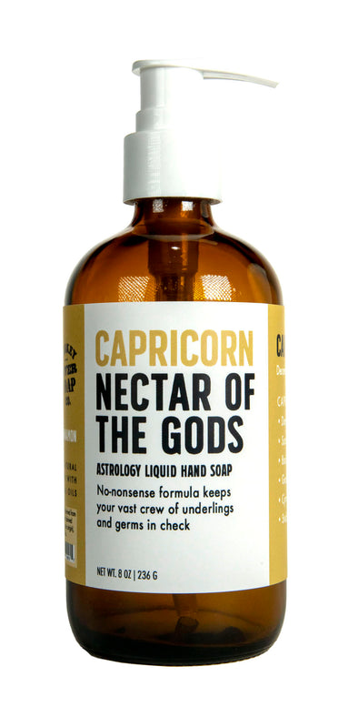 Capricorn Nectar of the Gods Liquid Hand Soap