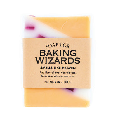 Soap for Baking Wizards - NEW!