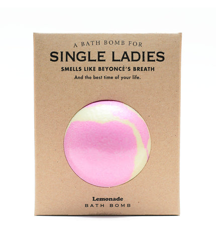 A Bathbomb for Single Ladies - NEW!