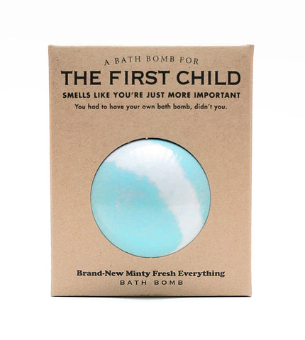A Bathbomb for The First Child - NEW!