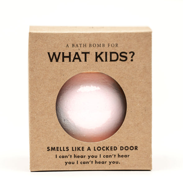 A Bath Bomb for What Kids? - NEW BOX SIZE