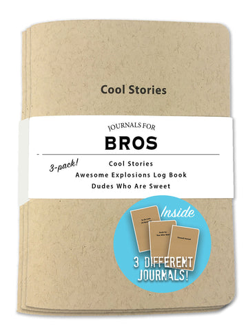 Journals for Bros