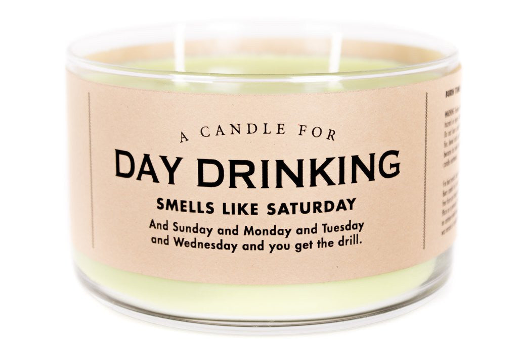 Day Drinking Whiskey River Soap Co Candle