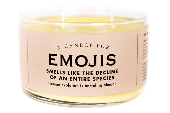 A Candle for Emojis
