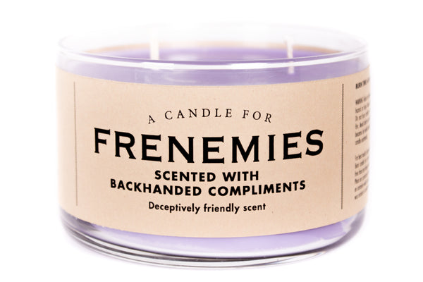 A Candle for Frenemies