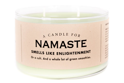 A Candle for Namaste - BEST SELLER