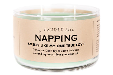A Candle for Napping