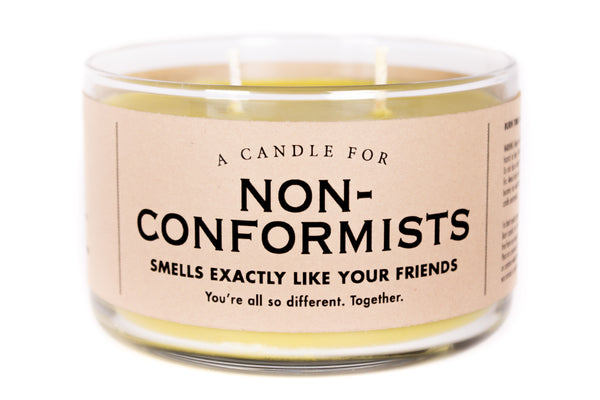 A Candle for Non-Conformists