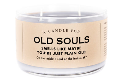 A Candle for Old Souls