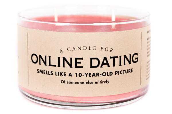 A Candle for Online Dating