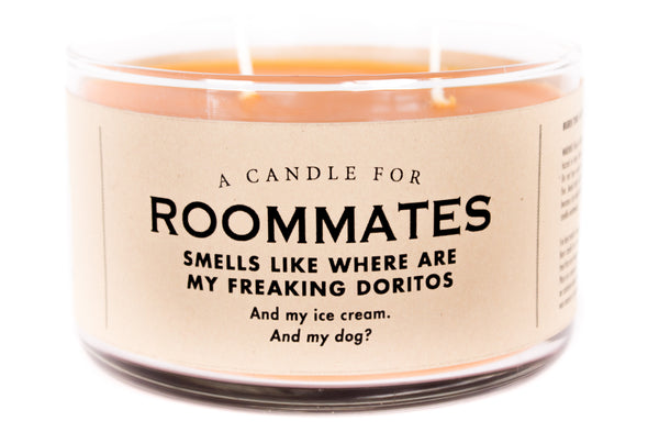 A Candle for Roommates