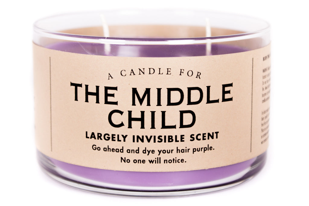 A Candle for The Middle Child