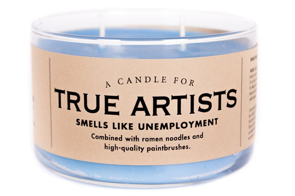 A Candle for True Artists