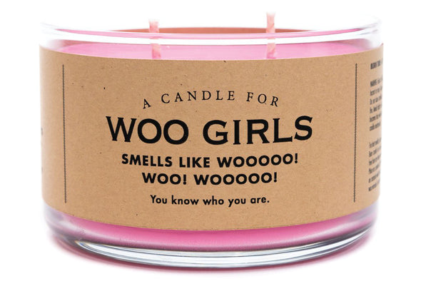A Candle for Woo Girls