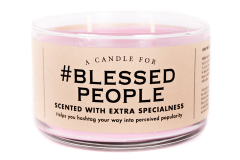 A Candle for #Blessed People