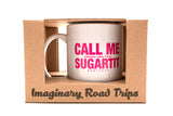 Imaginary Road Trips Fake-Cation Mug Set - Call Me Sugartit