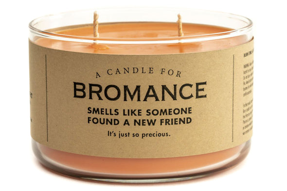 A Candle for Bromance
