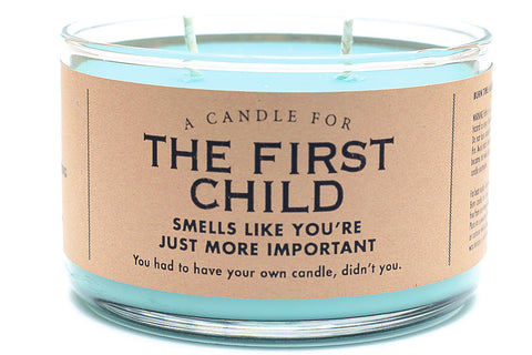 A Candle for The First Child - NEW