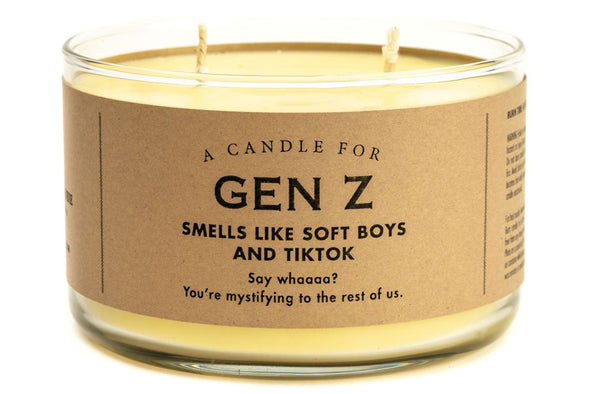 A Candle for Gen Z - NEW!