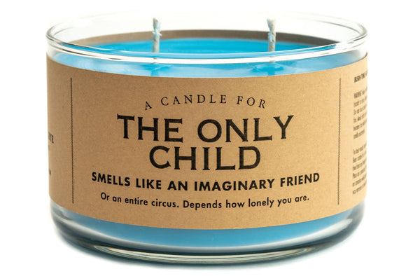 A Candle for The Only Child - NEW!