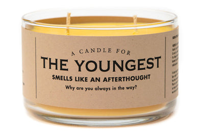 A Candle for The Youngest