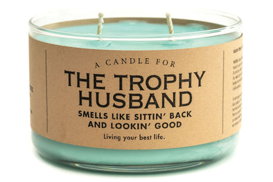 A Candle for The Trophy Husband