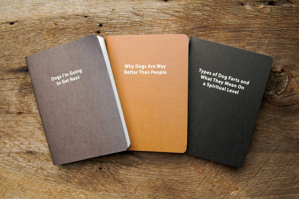 Journals for Dog People